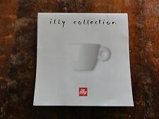 ILLY CUP COLLECTIONS 1992-2005 & SINGLE CUP COLLECTIONS 1993-2004 BROCHURE RARE!