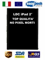 LCD DISPLAY Per Apple iPad 2 3G WIFi  A1395 A1396 SCHERMO Monitor TOP Qualita'