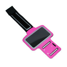 MaximalPower PINK Running Jogging Workout Gym Armband Case for Galaxy S3 S4 HTC