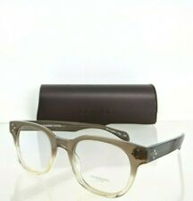 Brand New Authentic Oliver Peoples OV 5236 1333 Shiny Clear Beige Frame