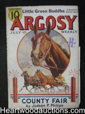 Argosy Jul 10 1937  Luke Short - High Grade