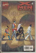 Marvel Comics X-Men Unlimited #30 January 2001 VF+