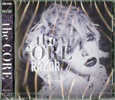 RAZOR-THE CORE-JAPAN CD+DVD F56