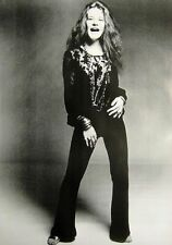 """JANIS JOPLIN POSTER """"ME AND BOBBY McGEE"""""""