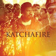 Katchafire best of cd 21 track New Zealand version NZ Reggae 2013