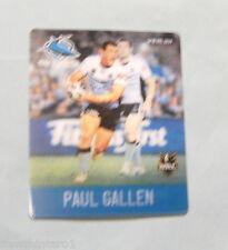 #D534.  NRL 2011 RUGBY LEAGUE TAZO #45  PAUL GALLEN, CRONULLA SHARKS