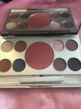Models Prefer eight multi-faced Gemstone palette browns eyes blush new look