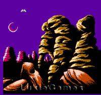 Solar Jetman - NES Nintendo Game