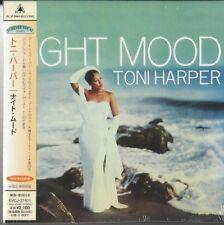 Toni Harper – Night Mood (1960) JAPAN MINI LP CD Art Pepper, Marty Paich