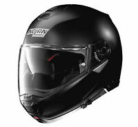 Nolan Motorcycle Helmet N100-5 Flat Black Medium Adult Size MD