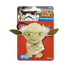 Star Wars – Yoda Darth Vader Mini Talking Character Plush Clip-Ons