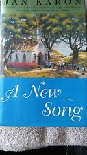 SIGNED by Jan Karon A New Song A Mitford Novel Series Hardcover