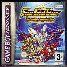 GBA Super Robot Taisen Original Generation (2007), Brand New & Factory Sealed