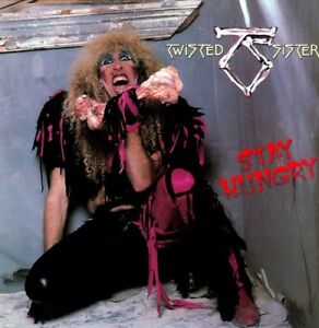 Twisted Sister - Stay Hungry [New Vinyl LP]