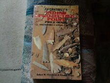 Original 1989 Overstreet Indian Arrowheads 1st Edition I.D. And Price Guide
