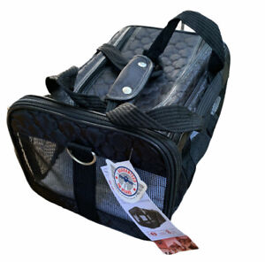 Sherpa Original Deluxe Travel Pet Carrier Airline Approved Padded Washable Small
