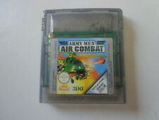 GameBoy Color Spiel - Army Men Air Combat (MODUL)
