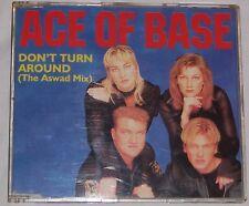 Ace of Base - Don't Turn Around (The Aswad Mix) - CD Single