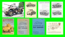 COLLECTION - AUTOBLINDA FIAT ANSALDO ARMOURED TANK AUTOBLINDO - DVD