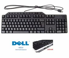 Dell KB522 Business Multimedia USB Keyboard (UK) Black Genuine