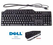 DELL KB522 TASTIERA USB MULTIMEDIALE business (uk) Nero Vera