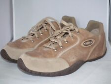 Oakley Rip Cord Shoes 2005 Size 12.5 Apricot Light Brown 13132-730