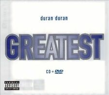 Duran Duran Greatest [Deluxe Edition] (CD & DVD) Free Us Shipping