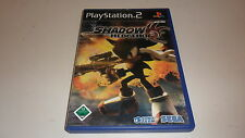 PLAYSTATION 2 PS 2 Sonic-Shadow the Hedgehog