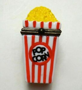 Midwest Of Cannon Falls Trinket Box, Theatre Buttered Popcorn Box, So Nostalgic!