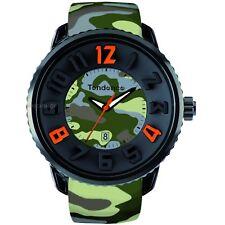 Tendence Unisex Gulliver Round Camouflage Watch