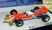SCALEXTRIC 1/32 C3656A TEAM LOTUS TYPE 49b, GRAHAM HILL, #9, LTD. ED.,  NIB
