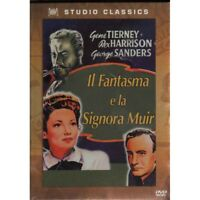 Il Fantasma E La Signora Muir DVD Gene Tierney/ George Sanders Sigillato 801031
