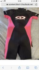 New listing Shorty Wetsuit Girls Aged 2