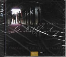 "GOLD CITY....""THE VERY BEST OF GOLD CITY""....""2 CD SET""......NEW TWO GOSPEL CD'S"