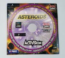 Asteroids - PC CD-ROM (BY Activision Head Games) 1998 BY