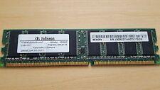 Infineon HYS64D32300GU-6-C 256MB PC2700 DDR 184-pin DIMM