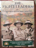 3 RAR History Korean War Three Commanders Fight Leaders Korea Australian Book