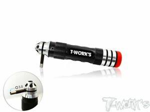 Tworks TT-059H3.0 L Type Allen Wrench 3.0mm