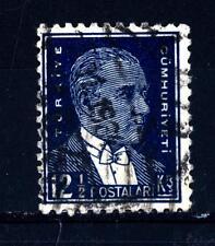 TURKEY - TURCHIA - 1931-1933 - Mustafa Kemal Pasha, chiamato Atatürk (1881-1938)