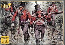HAT Napoleonic British Light Infantry in 1/72  8036  ST
