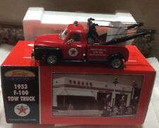 Tonka Collector Series Texaco 1953 Ford F-100 Tow Truck 1/24 Scale Brand New