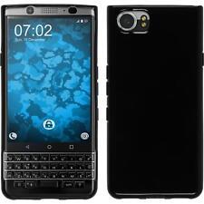 Coque en Silicone BlackBerry KEYone (Mercury) -  noir Cover