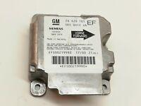 Opel Omega B  -  Airbagsteuergerät  Airbag Sensor Steuergerät  24420101  (01)