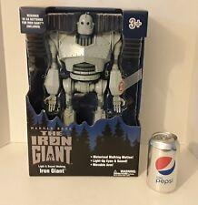 Walmart Exclusive Walking & Talking Iron Giant