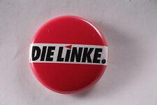 "German Germany Die Linke Left East Socialist Communist Party 1"" Button Badge Pin"