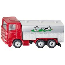 Siku Milk Truck Die Cast Vehicle - 1331 Collecting Miniature Scania Wagon New