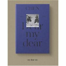 DEAR MY DEAR by CHEN The 2nd Mini Album [my dear Ver.] EXO