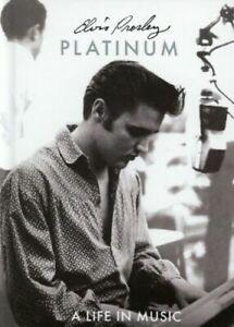 ELVIS PRESLEY Platinum A Life In Music 4CD BOOKSET BRAND NEW