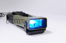 FMA Airsoft MS2000 Working Distress Marker Functional Strobe Light Helmet TB702