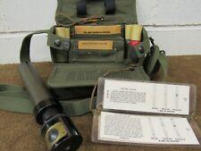 Pre Vietnam Us M9A2 Chemical Agent Detector Kit Cold War Era Some Contents 1957